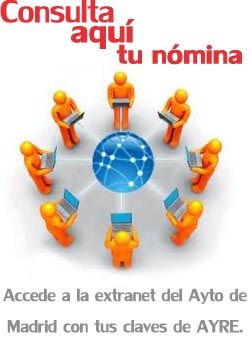 extranet ayto madrid