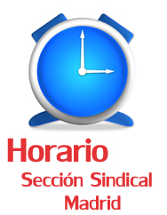 horario seccion sindical madrid