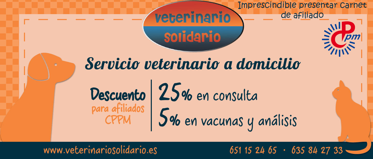 Veterinario solidario